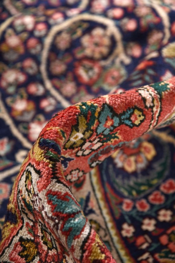 unique-persian-blue-carpet-tabriz-blue-rug-dr460-5504e