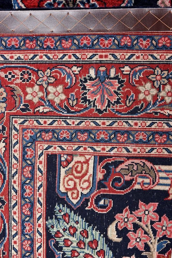 Hamadan Sharbaf Rug for sale DR465 5562