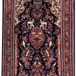 Hamadan Sharbaf Rug for sale DR465 5569