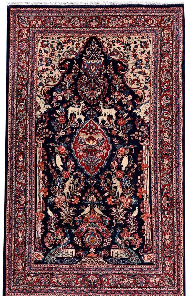 Hamadan Sharbaf Rug for sale DR465 5569