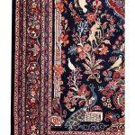 Hamadan Sharbaf Rug for sale DR465 5570