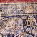 Kashan Rug, Unique Blue Persian Rug DR474 5701