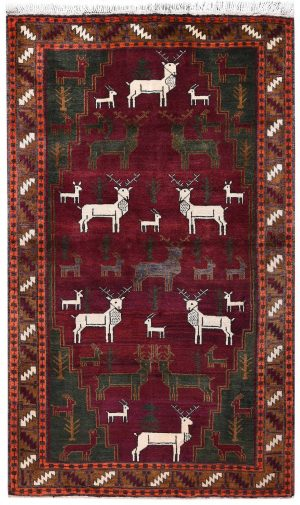 Lori Rug, A Tribal Oriental Rug for sale DR437 5673