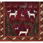 Lori Rug, A Tribal Oriental Rug for sale DR437 5674