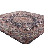 Persian carpet, 80 Years Old Persian Rug for Sale DR473 5683
