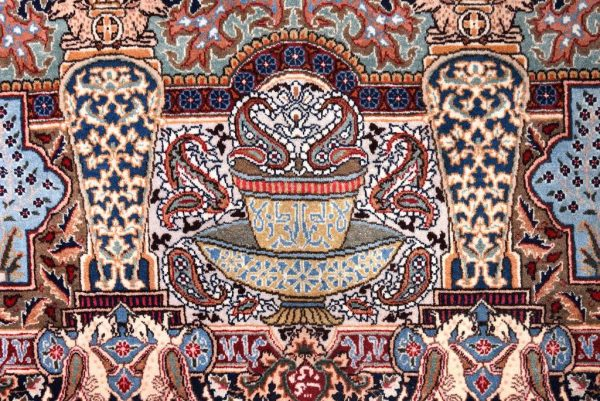 Persian carpet, 80 Years Old Persian Rug for Sale DR473 5697