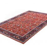 Sarouk Rug, 50 Years Old Sarouk Carpet DR446 5642