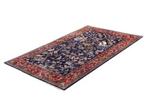 Sarouk carpet, 40 Years Old Sarouk Rug DR447 5659