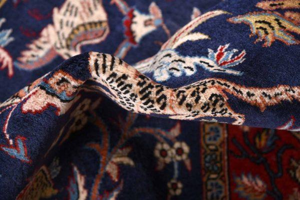 Sarouk carpet, 40 Years Old Sarouk Rug DR447 5665