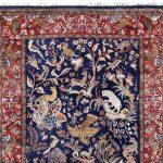 Sarouk carpet, 40 Years Old Sarouk Rug DR447 5666