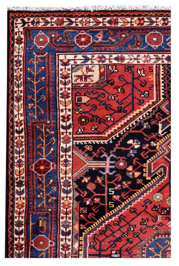 Tuyserkan Persian Rug, Tribal Rug DR327 5611