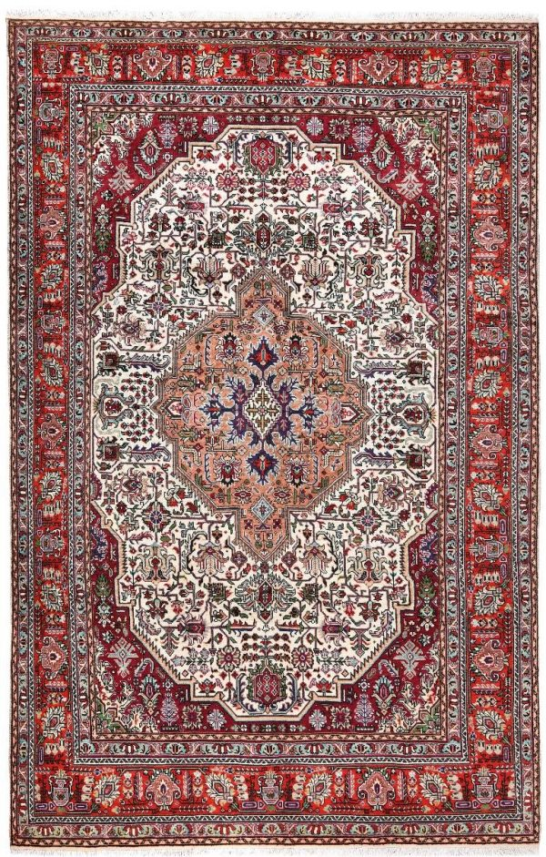Tabriz Carpet, Ghoba Design Persian carpet DR308 0374