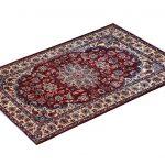 Isfahan Carpet, 60 Years old Shah Abbasi Persian Carpet DR328 0427