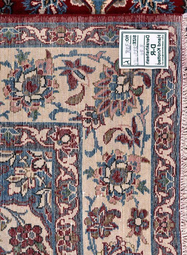 Isfahan Carpet, 60 Years old Shah Abbasi Persian Carpet DR328 0432