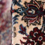 Isfahan Carpet, 60 Years old Shah Abbasi Persian Carpet DR328 0437