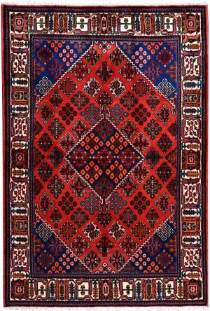 Mai Mai Rug, 50 years old Maymeh Carpet DR386 0399