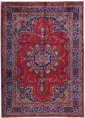 Red Carpet, 2x3m Sabzevar Persian Carpet DR135 0395