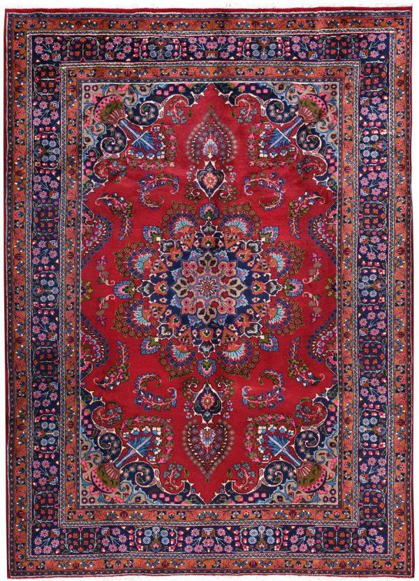 Red Carpet, 2x3m Sabzevar Persian Carpet DR135 0395