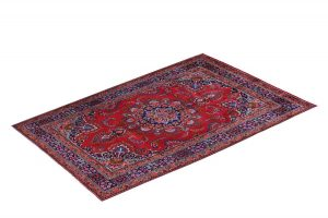 Red Carpet, 2x3m Sabzevar Persian Carpet DR135 03951