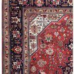 Red Carpet, Handmade Persian Red Carpet DR-306-0377