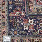 Red Carpet, Handmade Persian Red Carpet DR-306 0379