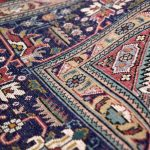 Red Carpet, Handmade Persian Red Carpet DR-306 0380