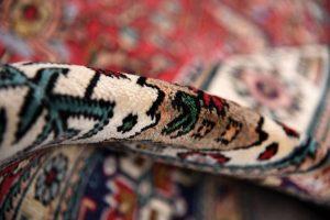 Red Carpet, Handmade Persian Red Carpet DR-306 0385