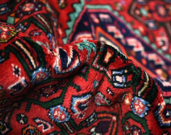 Angelas rug, 1x1.5m Hamadan Red Rug DR215 0462