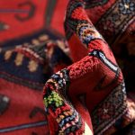 Nomadic Carpet, Handmade Tribal carpet for sale DR495 0506