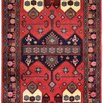 Nomadic Carpet, Handmade Tribal carpet for sale DR495 0517