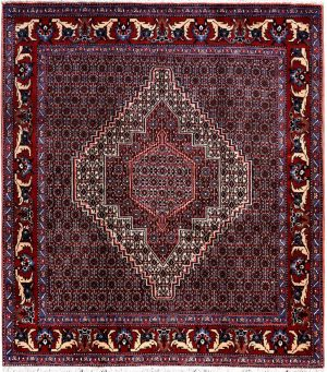 Square Carpet, Persian Square Rug for Sale DR318