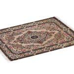 Grey Oriental Carpet, Sarouk Persian Oriental Rug DR518 0554a