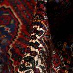 Kurdish Oriental Carpet, Red Oriental Rug DR332 0538
