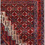 Kurdish Oriental Carpet, Red Oriental Rug DR3320521