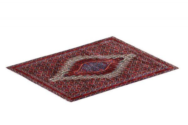 Kurdish Oriental Rug, Oriental Red Carpet DR329